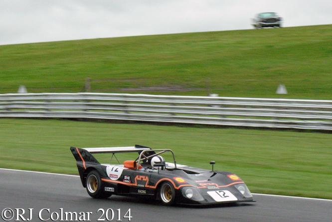 Lola T292, Sinclair, Martini Trophy, Oulton Park