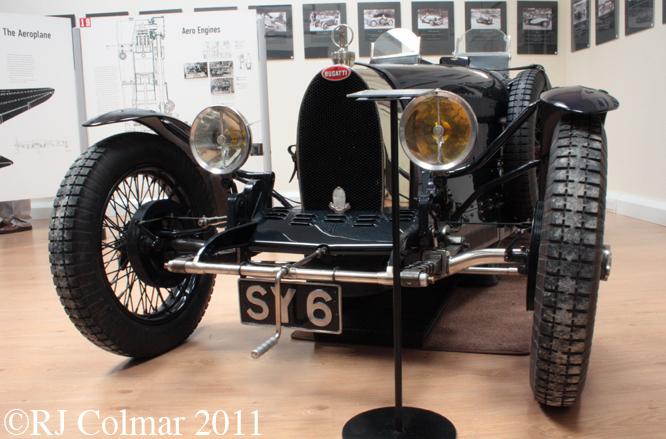 Bugatti Type 37A, Bugatti Trust, Prescott