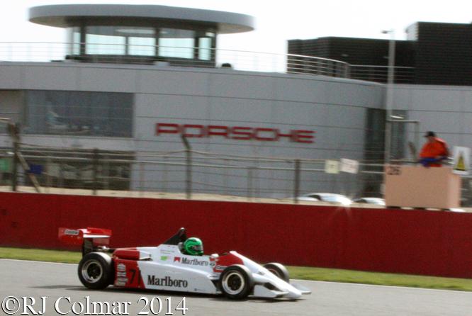 Martini Mk39, Stretton, Brian Henton Trophy Silverstone Classic