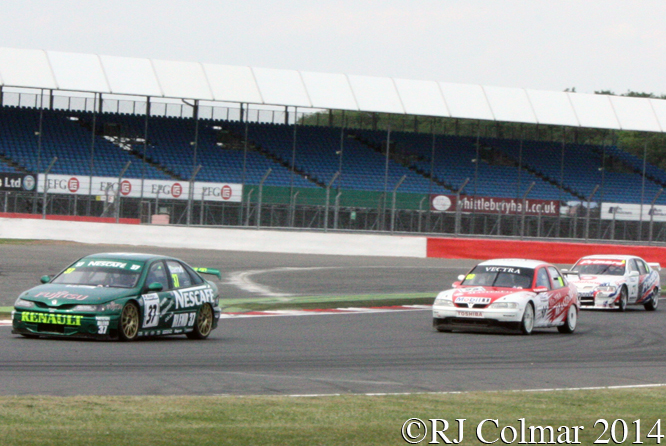 Renault, Vauxhall, Nissan, Jet Super Touring Car Trophy, Silverstone Classic