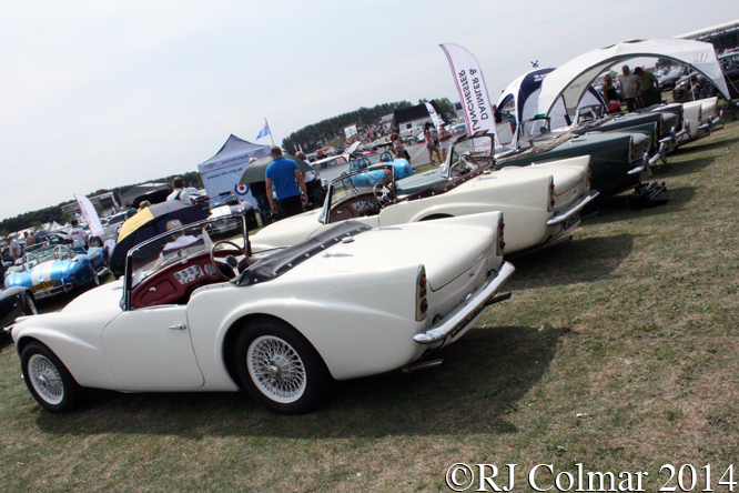 Daimler & Lanchester Owners Club, Silverstone Classic