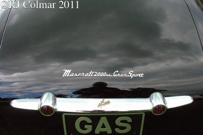 Maserati A6G 54 Frua, Goodwood Festival of Speed