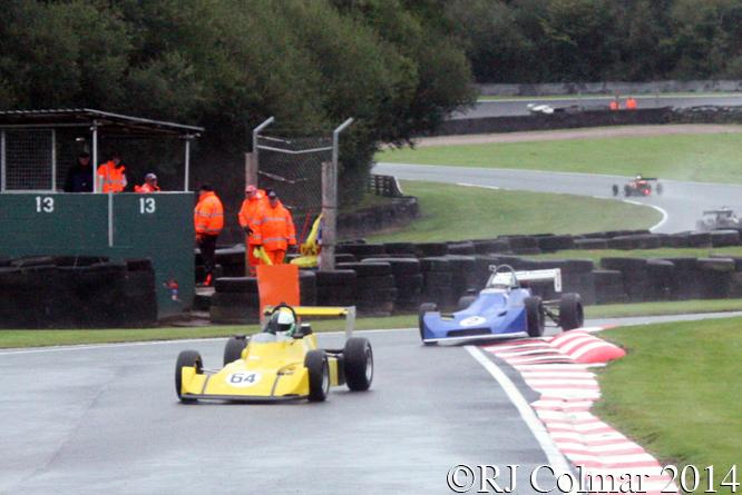 Historic Formula Ford 2000, Oulton Park