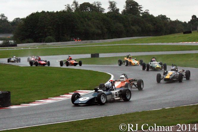 Historic Formula Ford 1600, Oulton Park