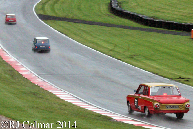 Historic Touring Cars, Oulton Park