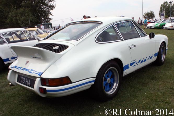 Porsche Club Great Britain, Silverstone Classic