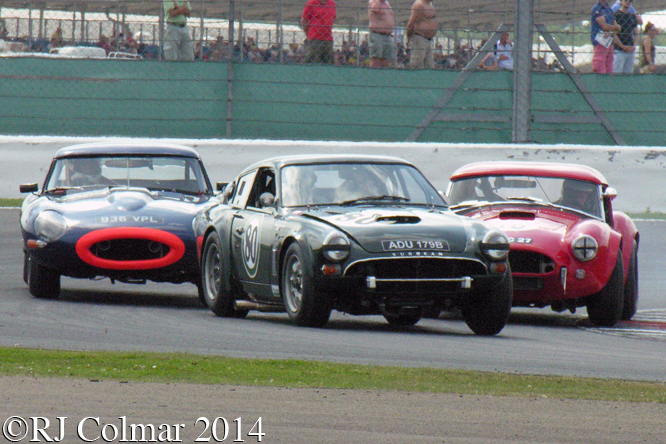 Sunbeam Tiger, Chopard International Trophy, Silverstone Classic