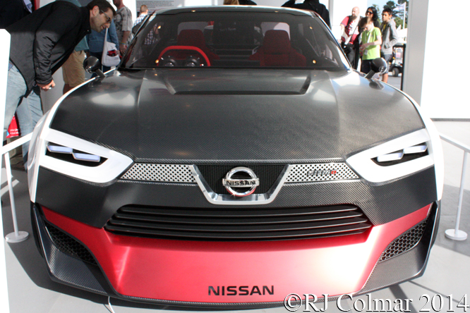 Nissan IDx Nismo, Goodwood Festival of Speed,