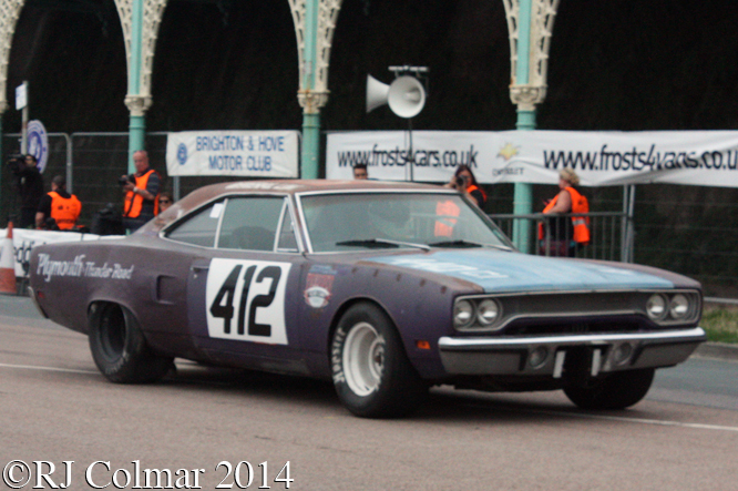 Plymouth Satellite, Cheng Lim, Brighton Speed Trials,