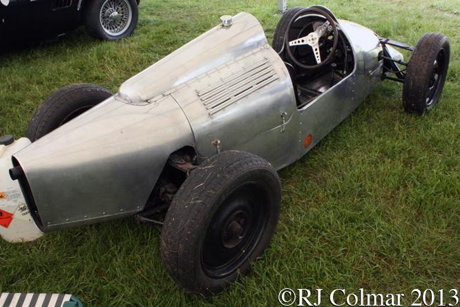 Cooper 500 Prototype, Cholmondeley Pageant of Power
