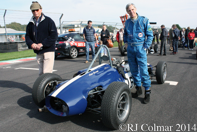 Anthony Binnington Cooper T67, Autumn Classic, Castle Combe