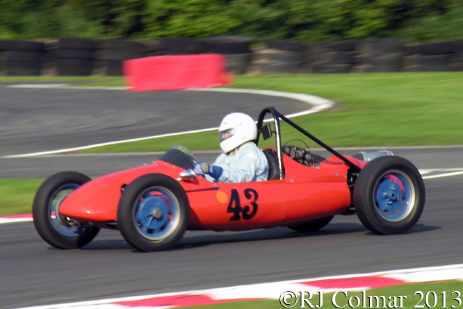 Flash Special, Roy Wright, Oulton Park