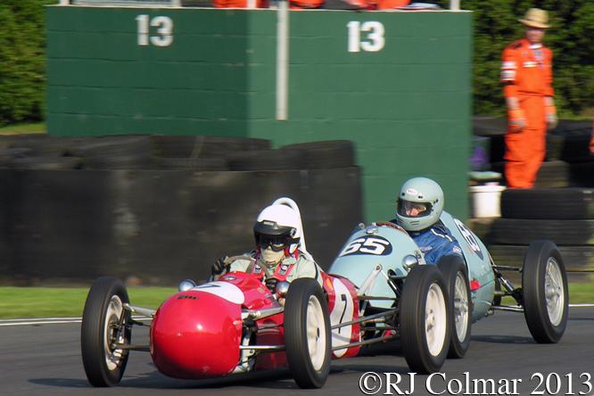 Petty Norton, Nigel Challis, 500 F3, Oulton Park