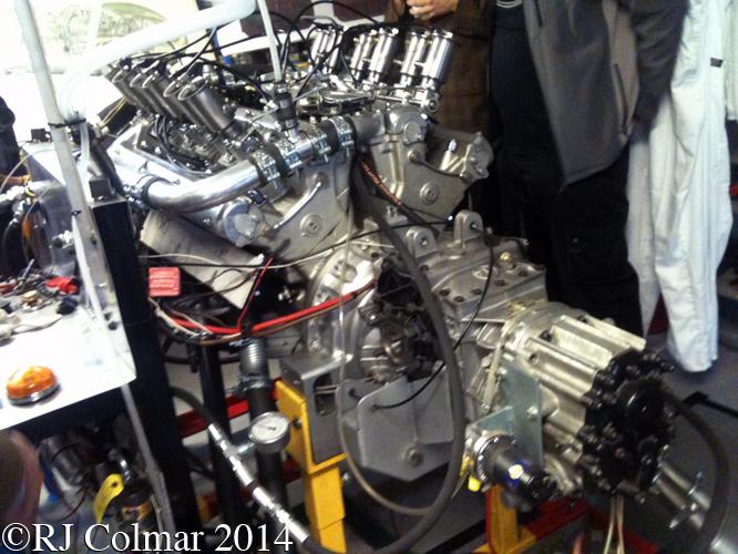 Jaguar DOHC V12