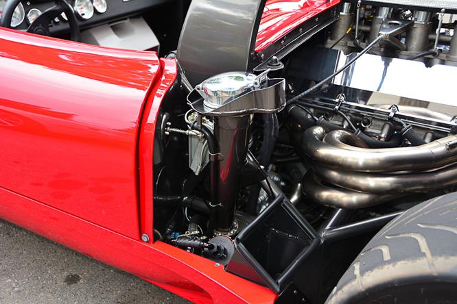 RS Design Corsa Spyder, Danville Concours d'Elegance,