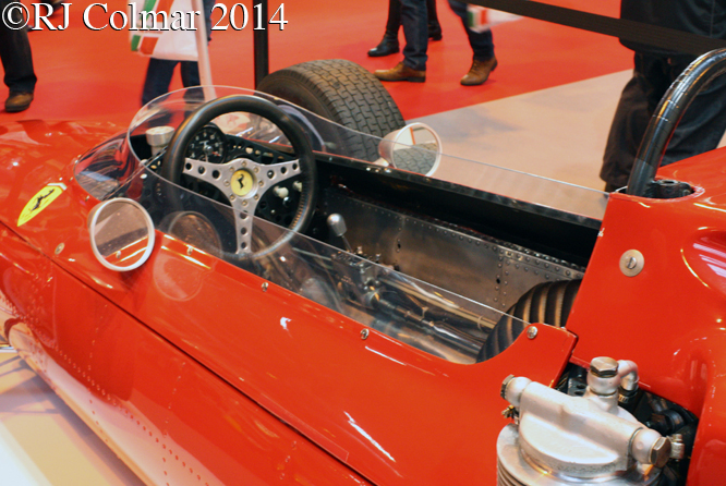 Ferrari 158, Autosport International, NEC, Birmingham