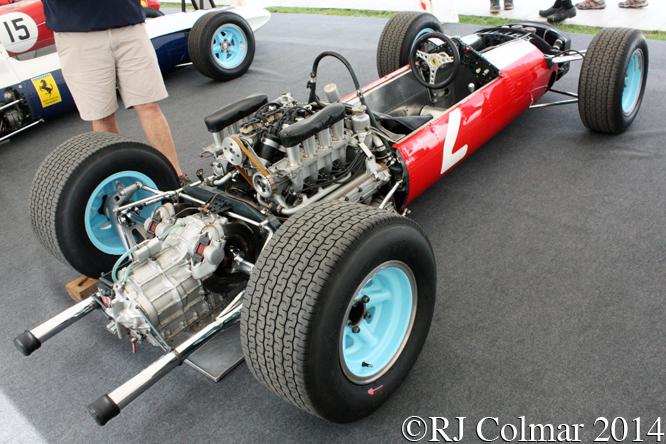 Ferrari 158, Goodwood Revival