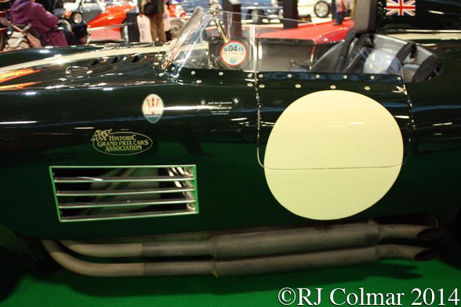 Maserati 300S, Classic Motor Show, NEC, Birmingham