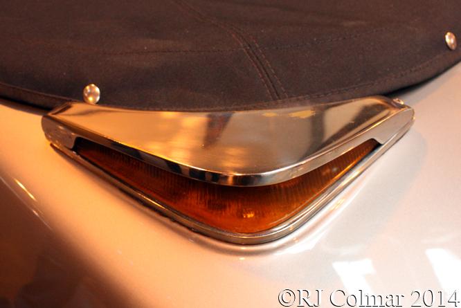 Citroen DS Decopotable, Classic Motor Show NEC,