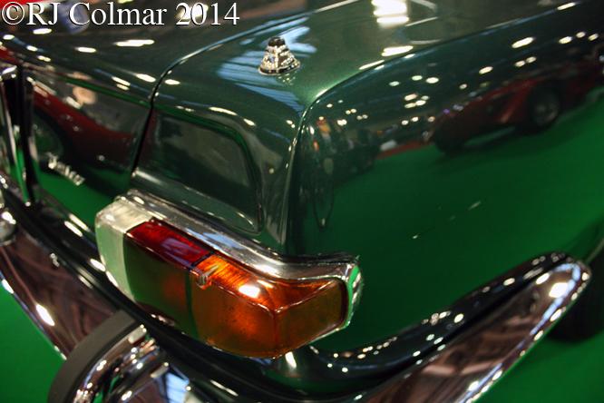 Maserati Mexico, Classic Motor Show, NEC, Birmingham