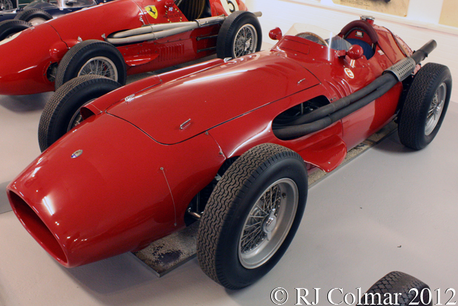 Maserati 250F, Donington Grand Prix Collection