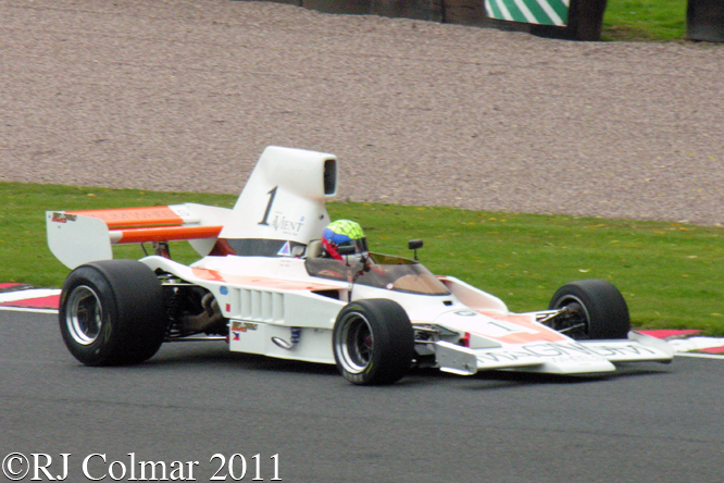 Lola T332, Neil Glover, Gold Cup, Oulton Park