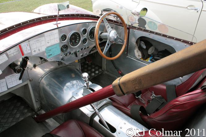 Maserati 4000 Monza MB Special, Goodwood Revival,