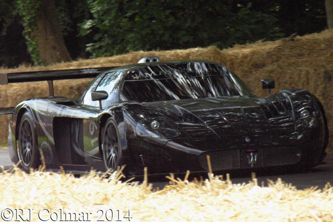 Maserati MC12 Goodwood Cent 100, Michael Bartels, Goodwood Festival of Speed