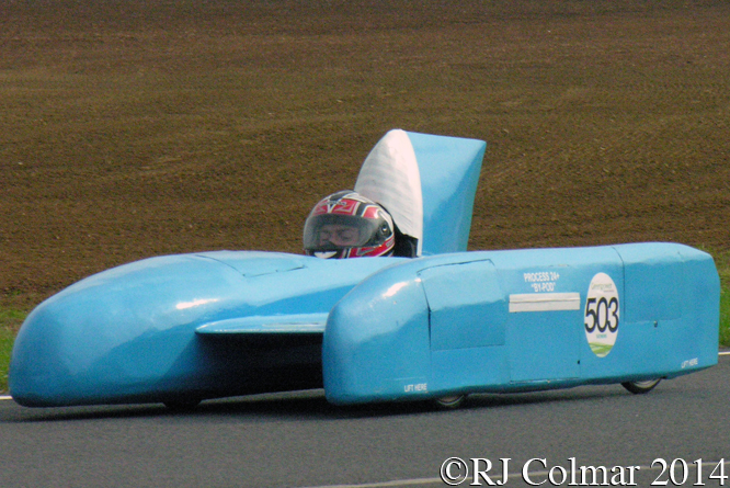 BY-Pod, Chipping Sodbury School, Renishaw Castle Combe Heat 2014