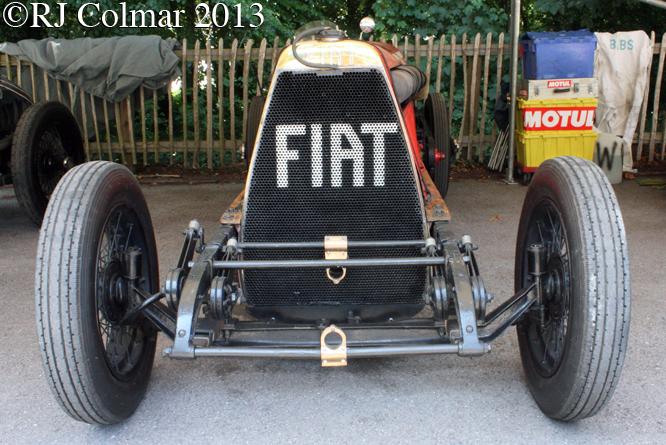 FIAT Mephistophele, Goodwood Festival of Speed,
