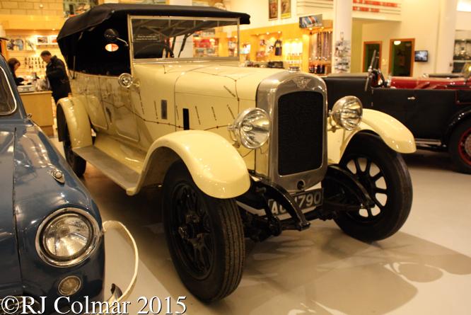 Austin Twenty, Heritage Motor Centre,
