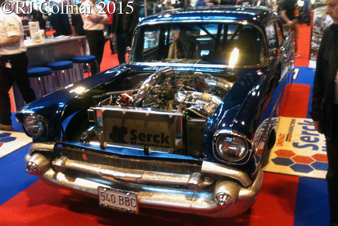 Chevrolet 210, Autosport International