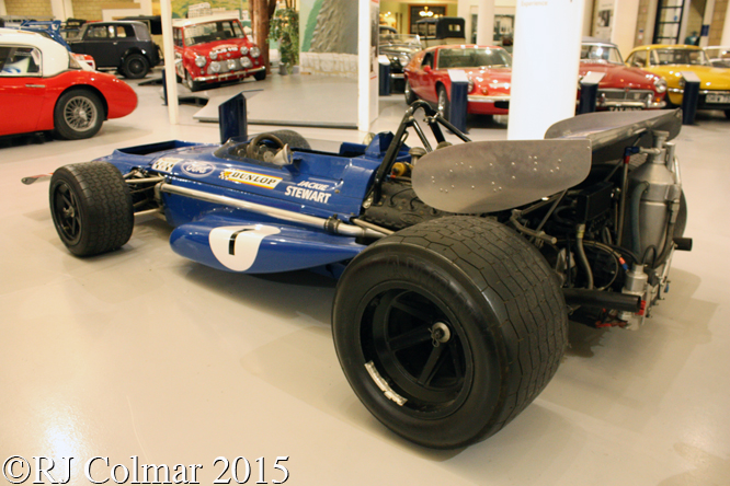 March 701, Heritage Motor Centre, Gaydon.