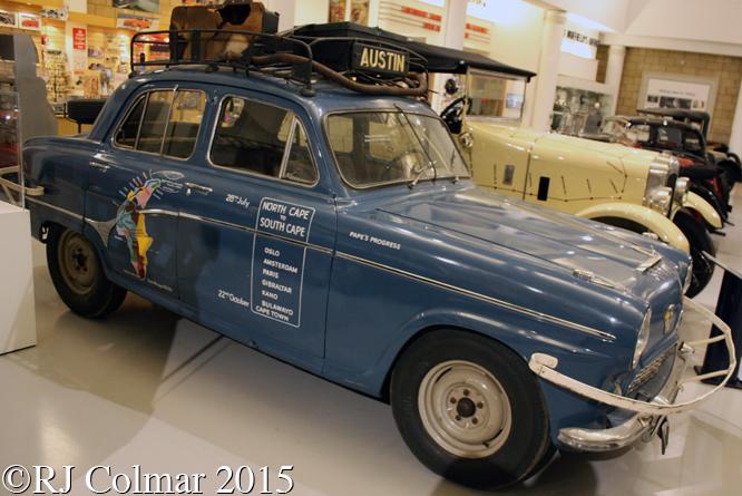 Austin A90, Heritage Motor Centre, Gaydon.