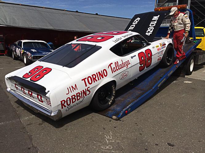 Ford Torino, Sonoma Historics