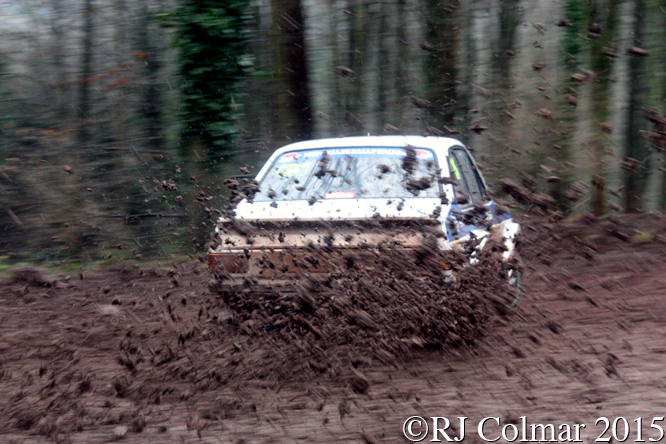 Ford Escort RS1800, Elliot, Price, Blaze Bailey, Wyedean Rally,