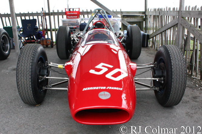 Derrington Francis ATS, Goodwood Revival,
