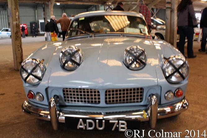 Triumph Spitfire, Race Retro, Stoneleigh,