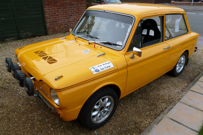 Hillman Rally Imp,