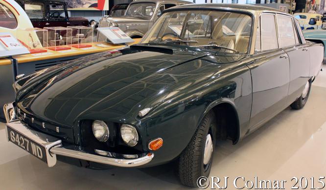 Rover T4, Heritage Motor Centre, Gaydon,