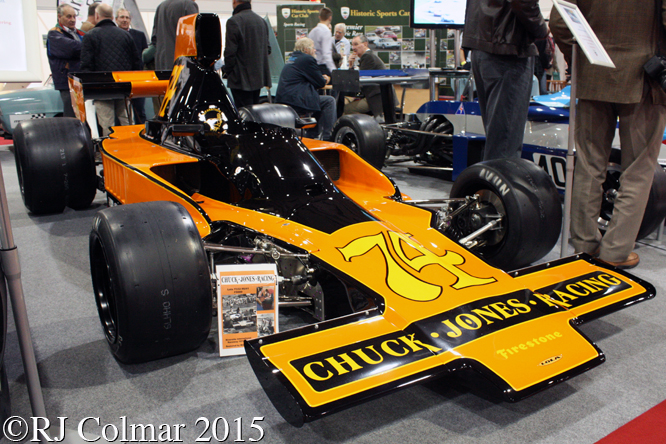 Lola T332, Race Retro, Stoneleigh,