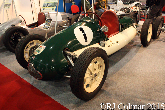 Cooper Mk V, Race Retro, Stoneleigh,