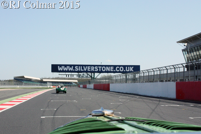 Talbot 105, Silverstone Classic, Press Day,