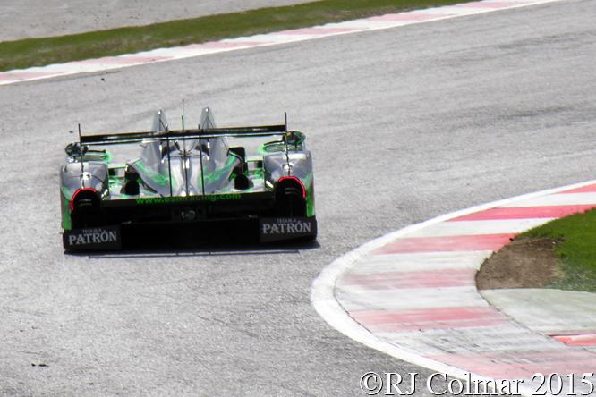 HPD ARX 03B - HPD, Sharp / Dalziel / Heinemeier Hanson, 6 Hours Of Silverstone