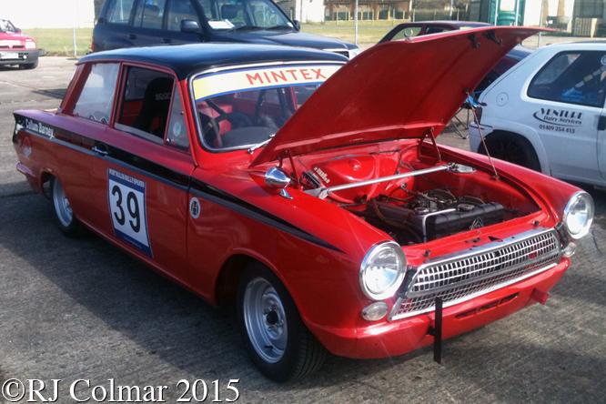 Ford Cortina GT, Fritzpro Hullavington Sprint
