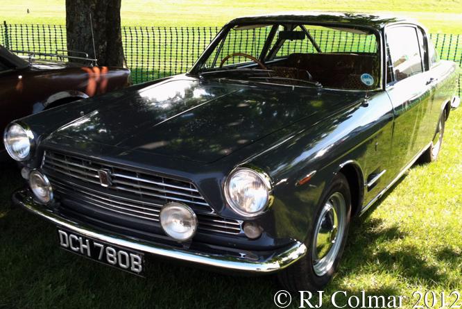 FIAT 2300S Coupé, Simply Italian,