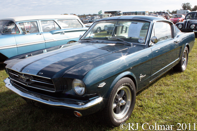Ford Mustang, Goodwood Revival,