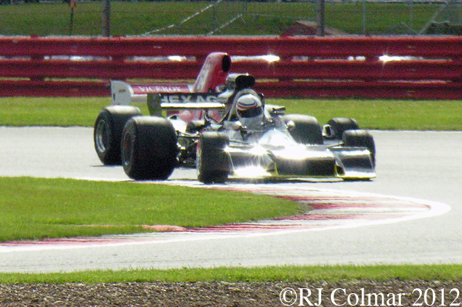 Peter Gethin Trophy, Silverstone Classic