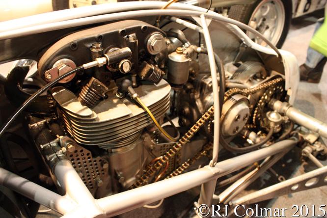 Kieft CK52, Race Retro, Stoneleigh,