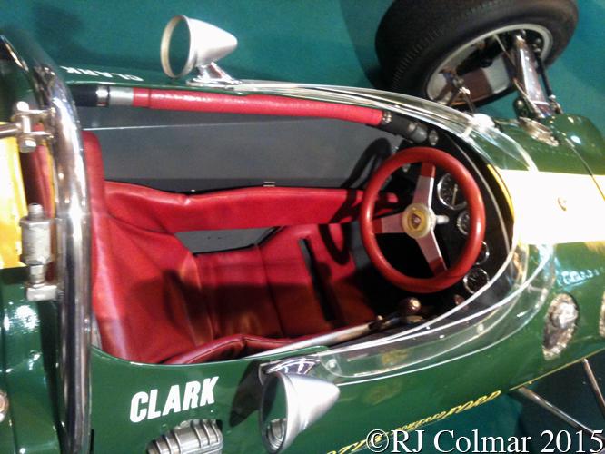 Lotus 38, Autosport International, NEC Birmingham